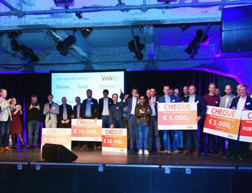 Cooll, Fectum en Tarnoc winnaars van De WarmteWissel!
